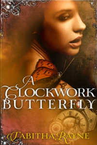 Clockwork Butterfly cover